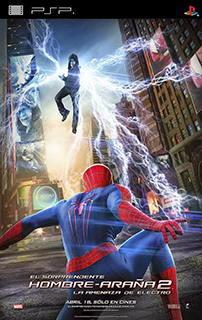 Película El Sorprendente Hombre Araña 2: La Amenaza De Electro