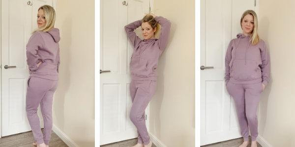 femme luxe co-ordinating loungewear