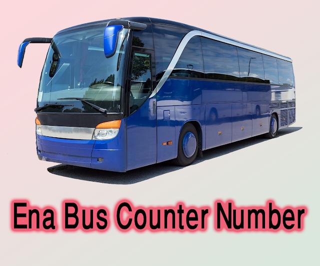 এনা পরিবহন এর সকল কাউন্টার সমুহ | Ena Transport