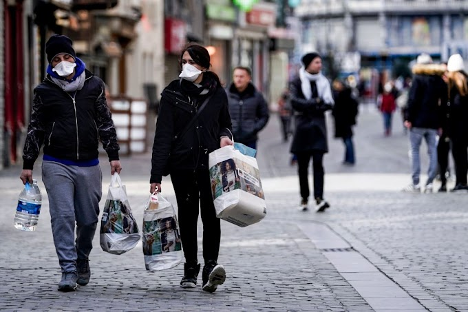 Mélypontra süllyedt a halálozások száma Belgiumban