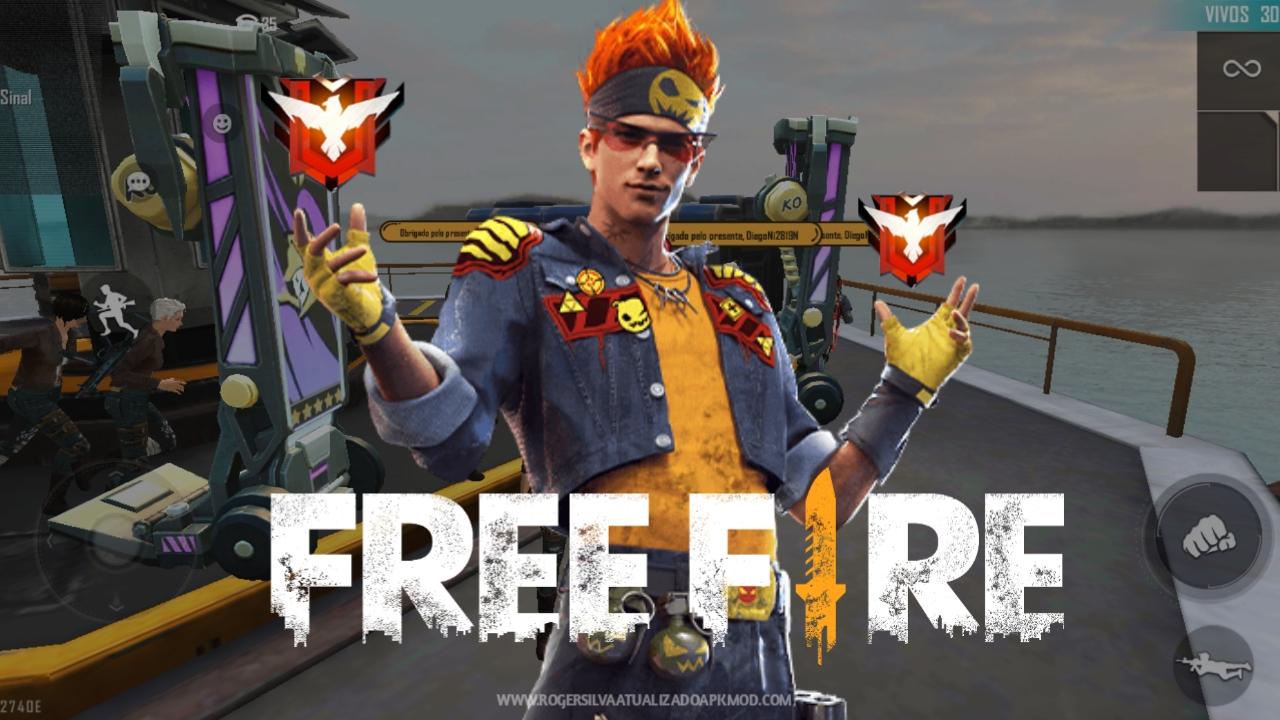 Free fire mod menu Diamantes ilimitados atualizado