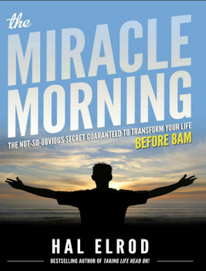 The Miracle Morning By Hal Elrod In Pdf
