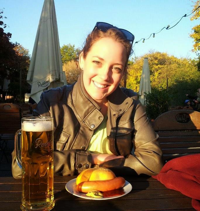Courtney Martin (Courtney the Ami) in Dresden