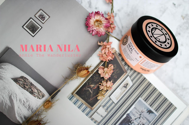 maria nila洗髮精//HL風華養髮系列