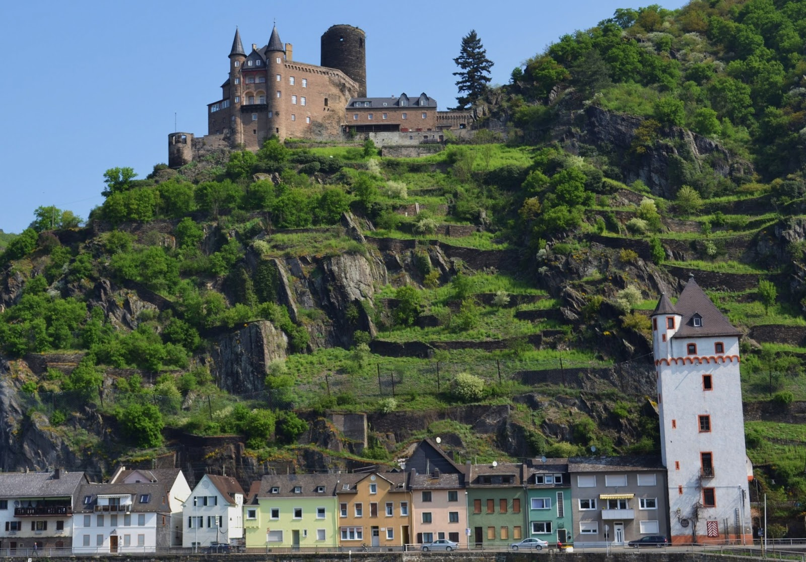 American Homestead: Cruising Along the Romantic Rhine