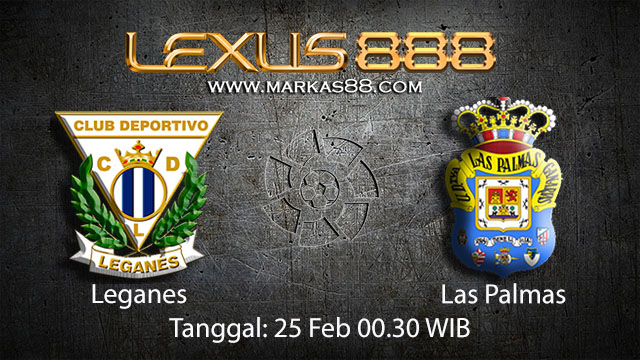 PREDIKSIBOLA - PREDIKSI TARUHAN BOLA LEGANES VS LAS PALMAS 25 FEBRUARI 2018 ( SPANISH LA LIGA )