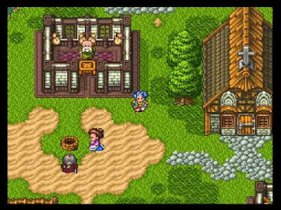 Videojuego Dragon Quest 3