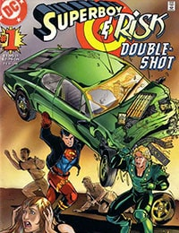 Superboy/Risk Double-Shot
