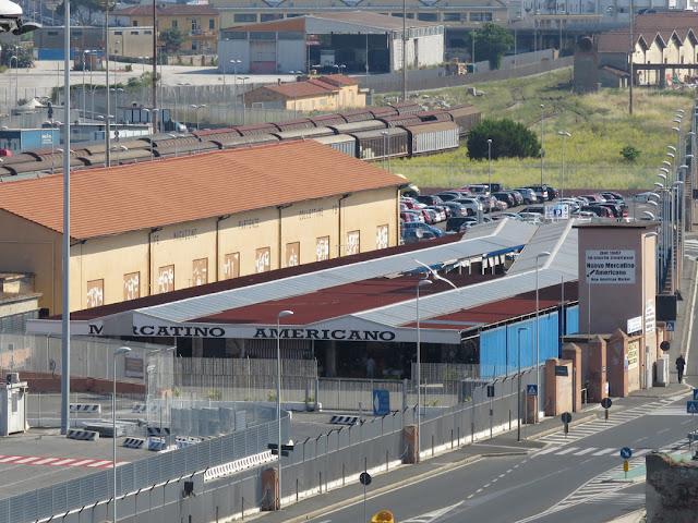 Mercatino Americano, American Market, Livorno