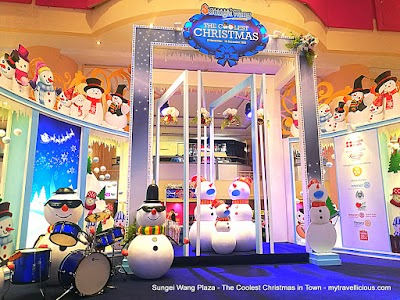 Sungei Wang Plaza - The Coolest Christmas in Town