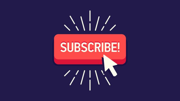 Menambah subscriber Youtube dengan cepat