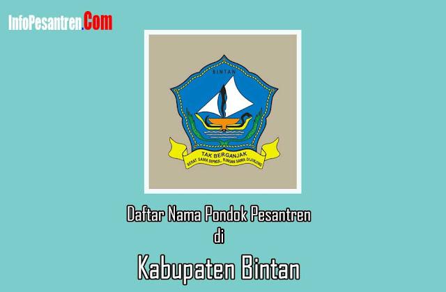 Pondok Pesantren di Kabupaten Bintan