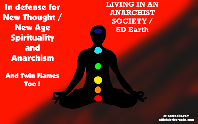 Spiritual Anarchism : Living in an Anarchist Society / 5D Earth