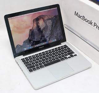 Jual Macbook Pro 13 Core i5 Bekas