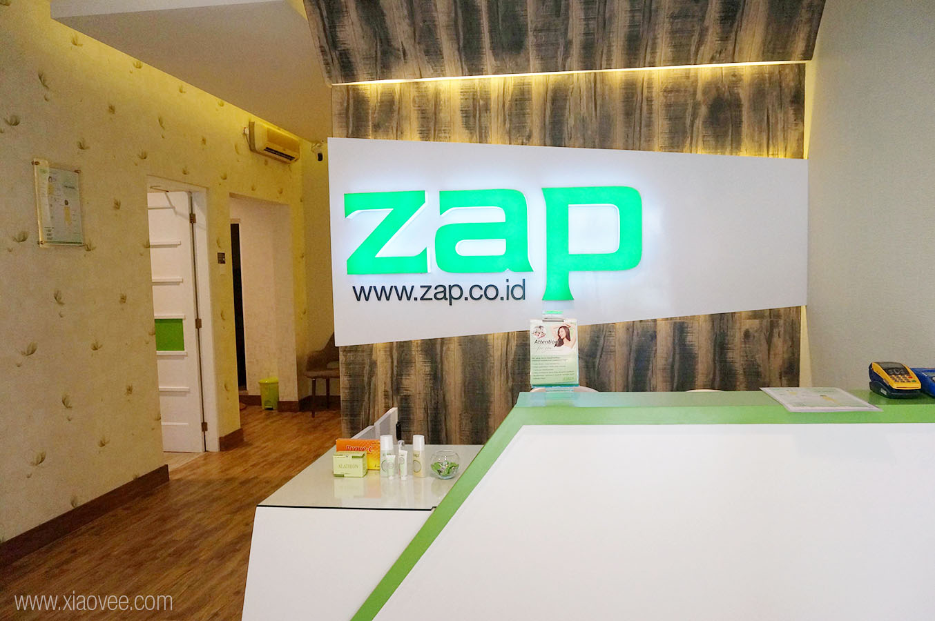 ZAP permanent hair removal, ZAP clinic, ZAP Facial rejuvenation review, ZAP Surabaya
