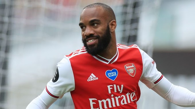 ​Juventus president jet into London for Arsenal talks over Lacazette