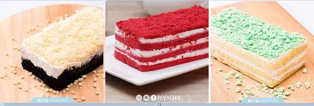 Pevo Cake Bandung