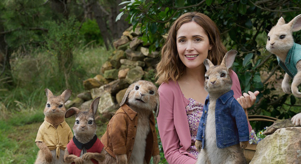 Peter Rabbit 2018 Film Review This Is Film