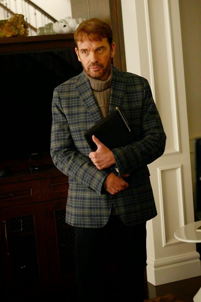 Billy Bob Thornton as Lorne Malvo in FX Fargo Season 1 Episode 5 The Six Ungraspables