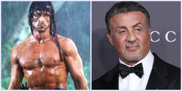 Rambo, Silvers stallone film, dünaca ünlü kişiler, ünlü kişiler