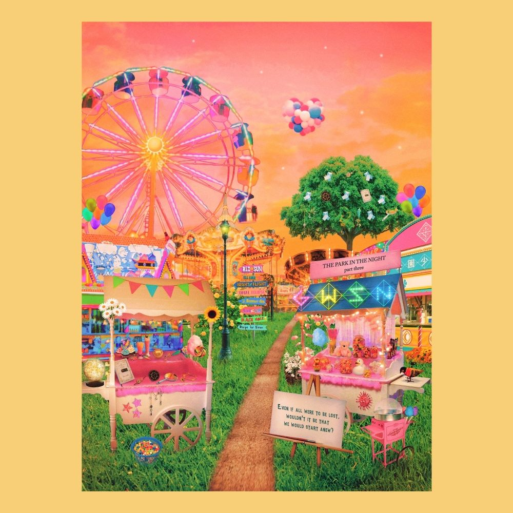 GWSN (Girls in the Park) – THE PARK IN THE NIGHT part three – EP