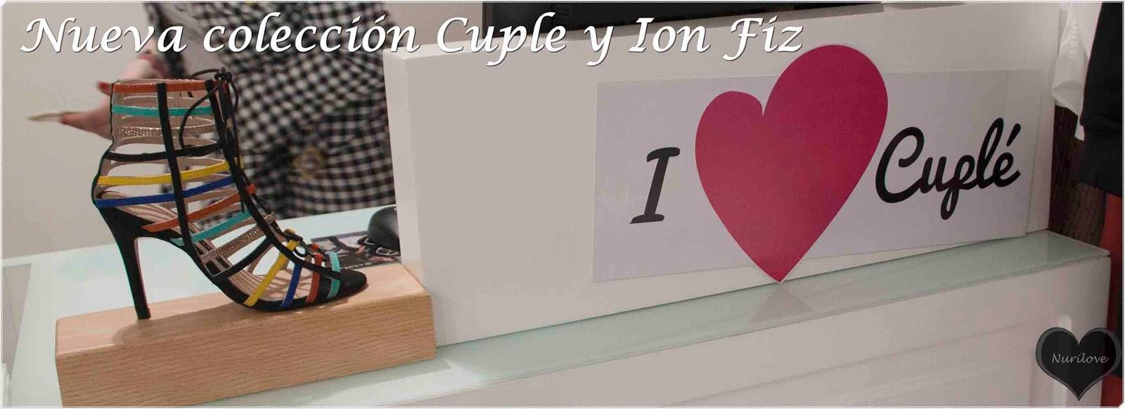 Nueva colección de Cuplé y colección de Ion Fiz