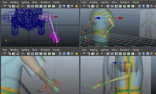 Maya tutorial, Animation rigging, Maya rigging