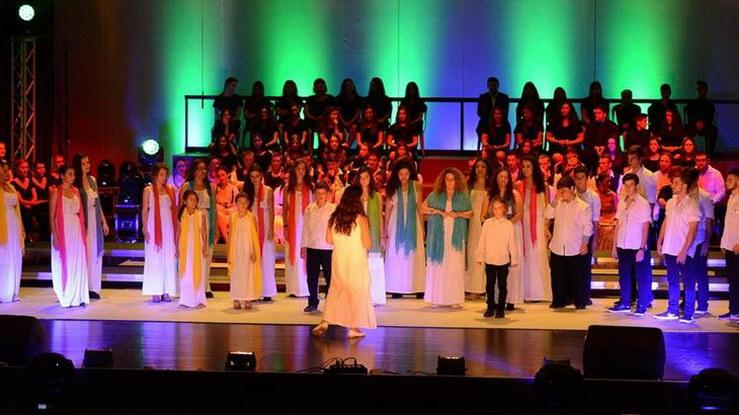 Χρυσό βραβείο για την Παιδική Νεανική Χορωδία Σαμοθράκης σε Διεθνές Χορωδιακό Φεστιβάλ