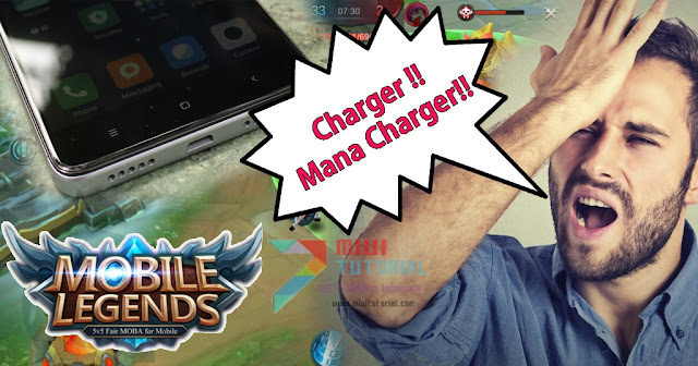 Mau Main Mobile Legend di Xiaomi Redmi Note 4X/PRO Sampai Lupa Naruh Charger Dimana? Ini Mod Deep Sleep Penghemat Daya