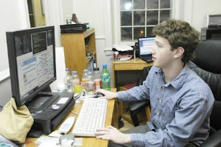 Biografi Mark Zuckerberg - Pendiri Facebook