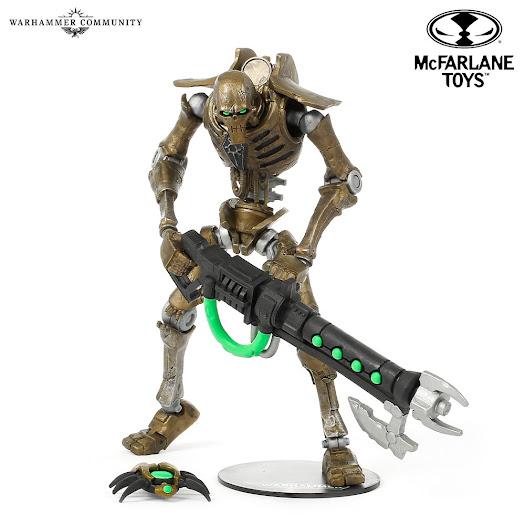 Necron Mc Farlane Toys
