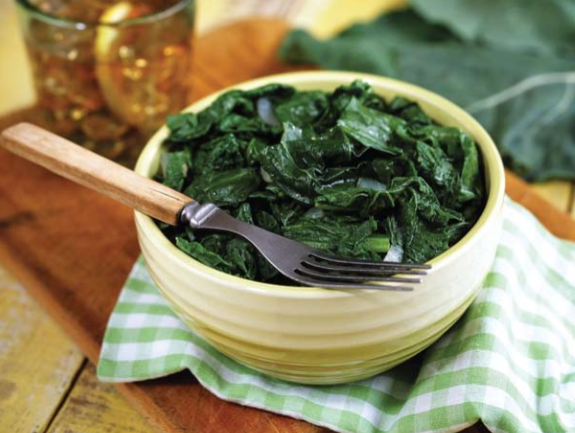Savory Greens Recipe