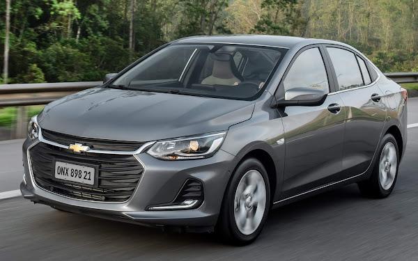 Novo Chevrolet Onix Plus 2021