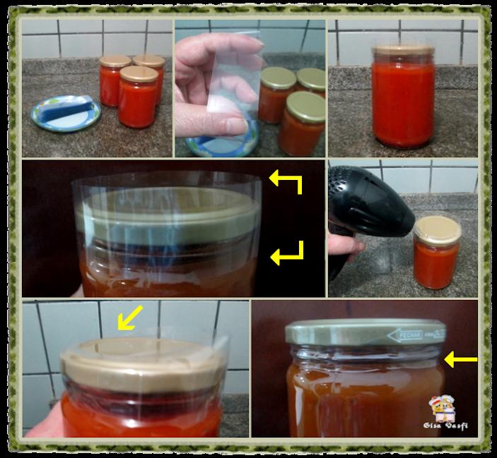 Molho de tomate básico 7