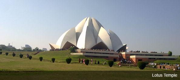 Delhi Tourism Place List.