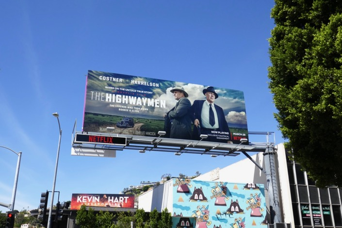Highwaymen billboard