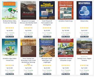 Daftar Buku Lengkap UGM Press Cluster Sains dan Teknologi