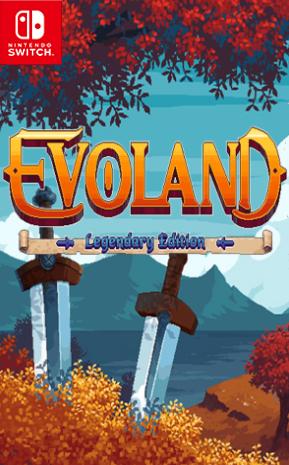 Evoland Legendary Edition Switch NSP - Switch-xci com