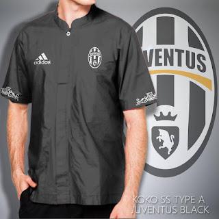 Baju Koko Muslim Juventus Murah