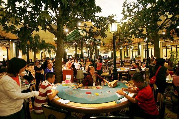 Sòng bài Naga Resort