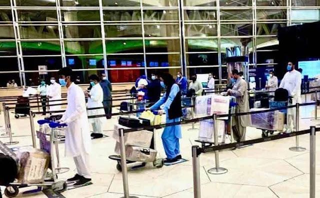 500 stranded Pakistanis repartiated from Saudi Arabia - Saudi-Expatriates.com