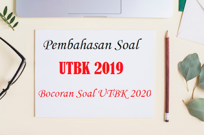 Download Soal UTBK 2019