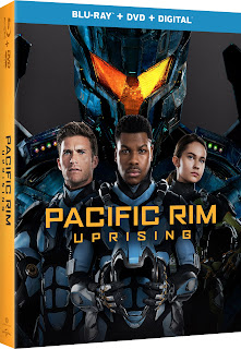 GIVEAWAY: Pacific Rim Uprising on Blu-ray combo pack
