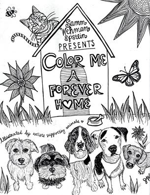 Color Me A Forever Home By Samm Wehman Epstein