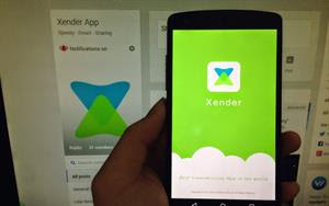 Xender Main Features