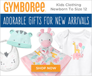 Adorable Gifts Available at Gymboree