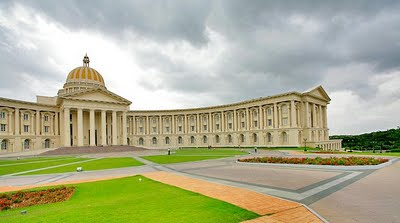 Infosys mysore campus - The Fun Learning