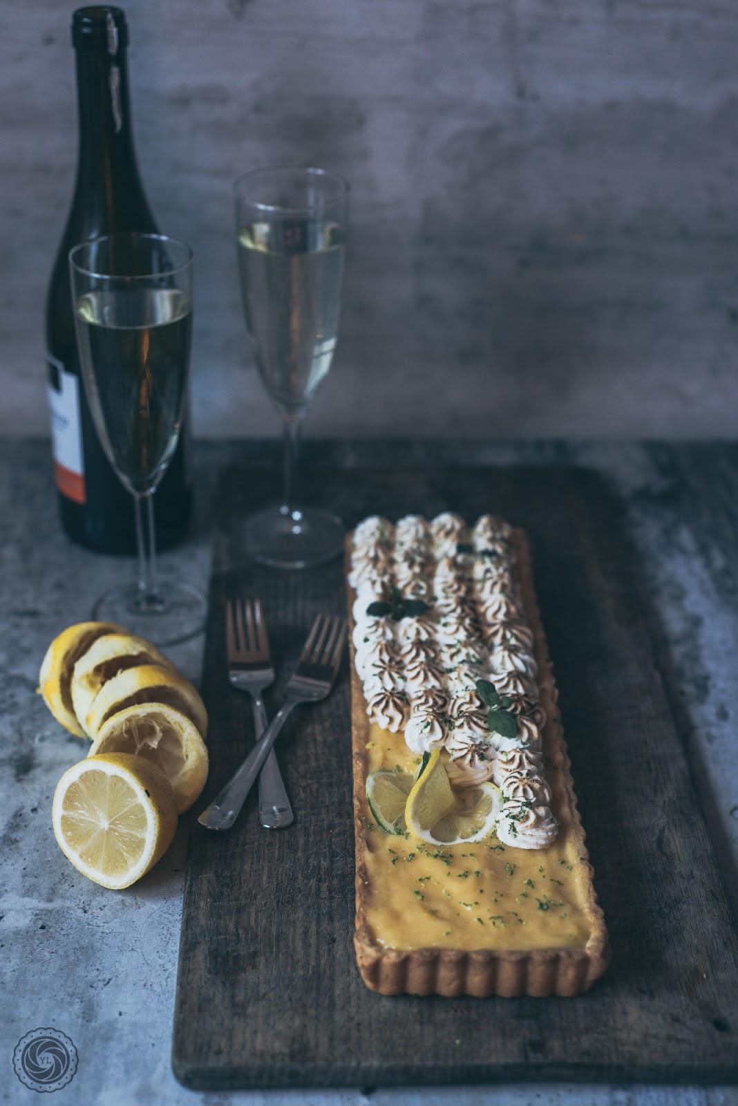Tarta Cytrynowa Z Beza Lemon Tart With Meringue Yummy Lifestyle