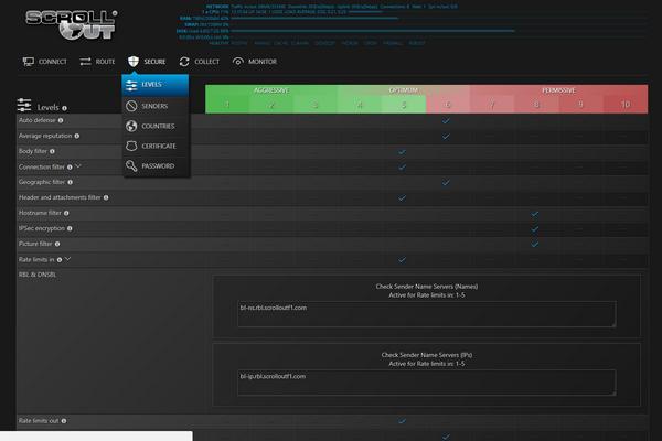Scrollout F1 screenshot