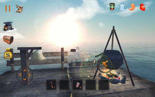DDownload Raft Survival Ultimate MOD APK Terbaru